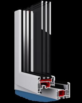 Gealan S9000 STV
