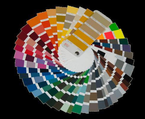 Farebná škála RAL
